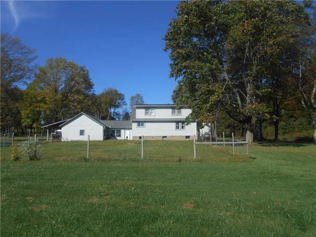 691 Pine Hill Rd, Clinton Twp, PA 16374 (MLS #1429432) :: Broadview Realty
