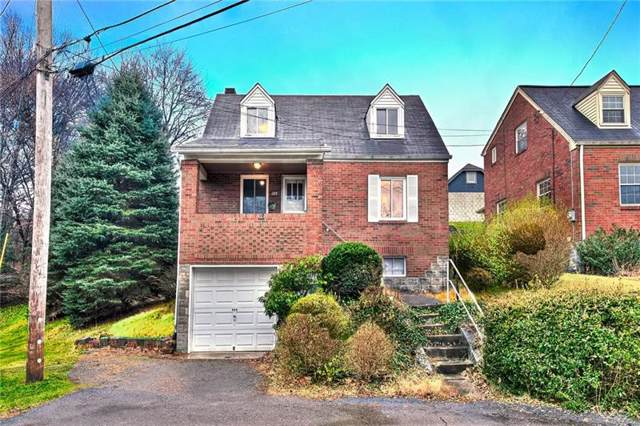 109 Orchard Sq, Ross Twp, PA 15229 (MLS #1429514) :: Broadview Realty