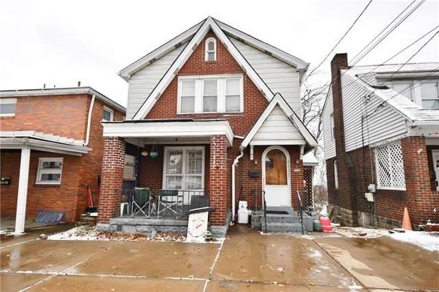 2044 Pioneer Avenue, Brookline, PA 15226 (MLS #1429543) :: Broadview Realty