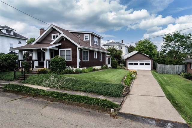 508 Hillcrest Ave, Patterson Twp, PA 15010 (MLS #1429669) :: RE/MAX Real Estate Solutions