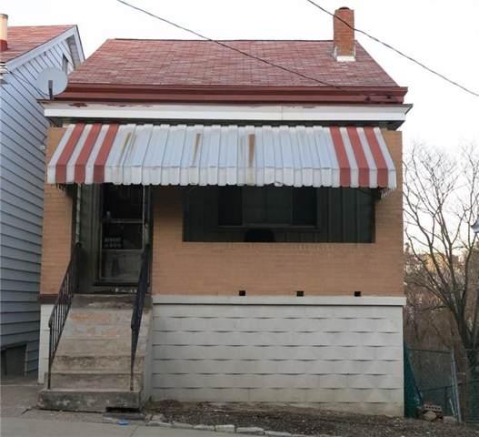 649 Margaret St, Mt Oliver, PA 15210 (MLS #1429759) :: RE/MAX Real Estate Solutions