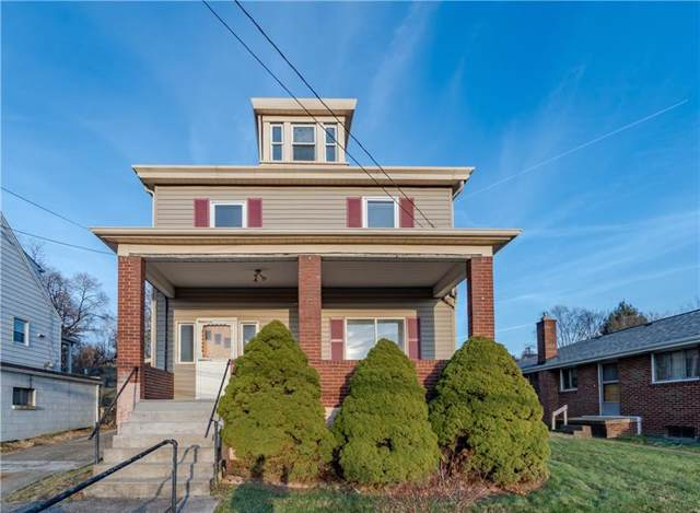 702 Grand Ave, Aliquippa, PA 15001 (MLS #1429782) :: RE/MAX Real Estate Solutions