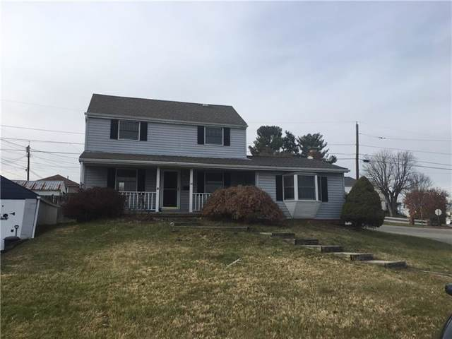 100 Constitution Circle, Clairton, PA 15025 (MLS #1430155) :: Dave Tumpa Team