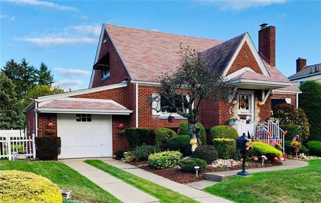 333 Vine Street, Munhall, PA 15120 (MLS #1430492) :: Broadview Realty