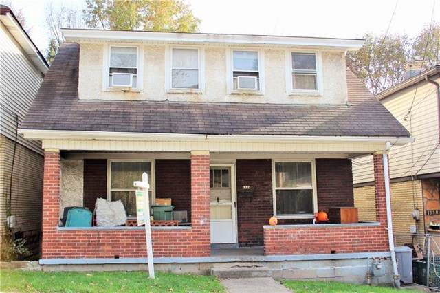 1340 Woodlawn Ave, Wilkinsburg, PA 15221 (MLS #1430608) :: Dave Tumpa Team