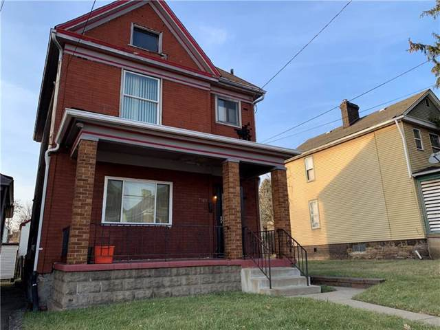 7309 Denniston Ave, Swissvale, PA 15218 (MLS #1430749) :: RE/MAX Real Estate Solutions