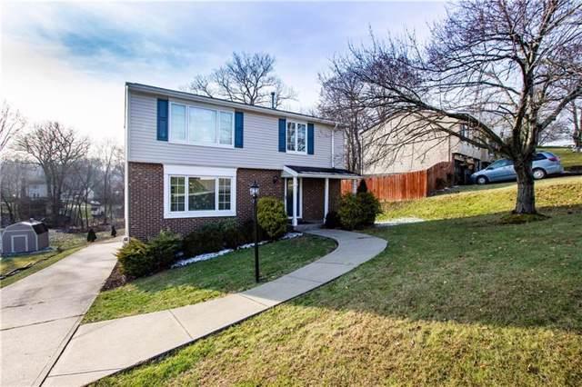 181 Walden Way, North Fayette, PA 15126 (MLS #1431083) :: Broadview Realty