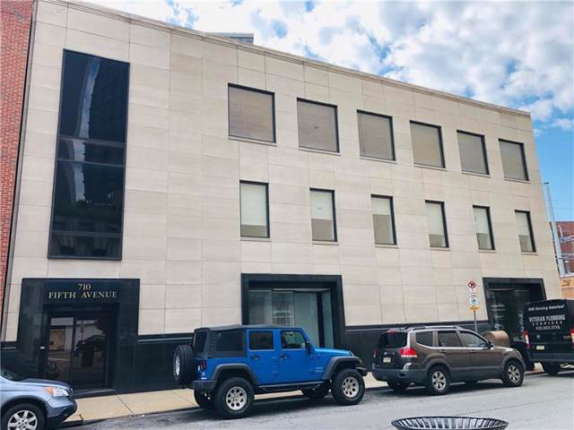 710 Diamond St, Downtown Pgh, PA 15219 (MLS #1431536) :: RE/MAX Real Estate Solutions