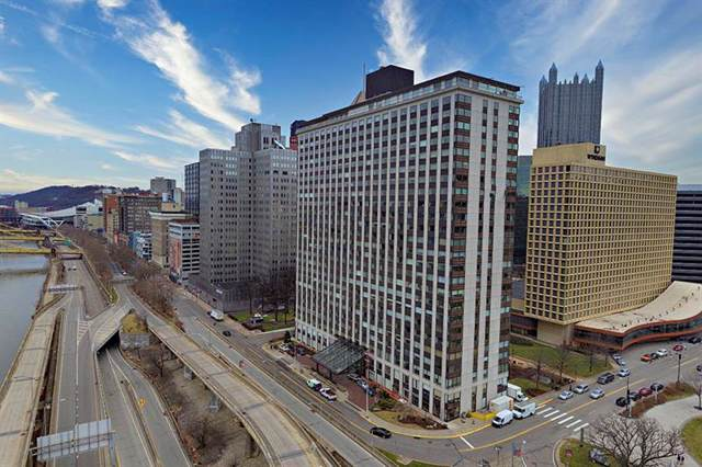 320 Fort Duquesne Boulevard 5-L, Downtown Pgh, PA 15222 (MLS #1431722) :: Dave Tumpa Team