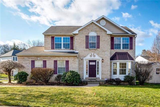 1701 Dawn Dr, Franklin Park, PA 15143 (MLS #1431777) :: Broadview Realty