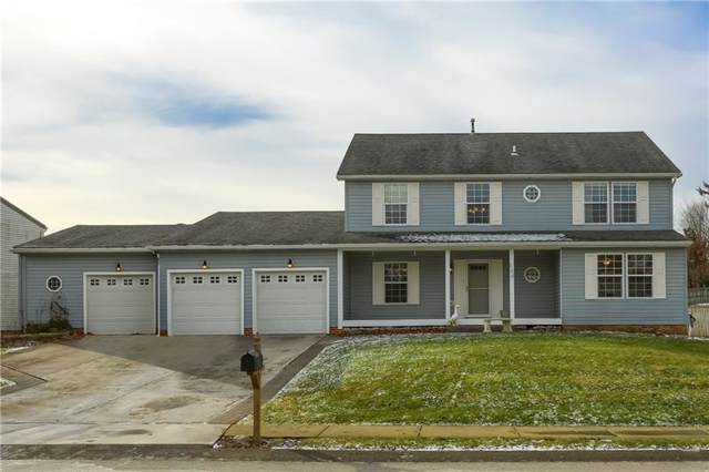 106 Shady Oak Drive, Cranberry Twp, PA 16066 (MLS #1431785) :: Broadview Realty