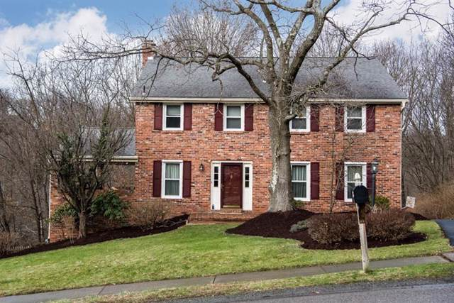 10021 Oakridge Dr, Mccandless, PA 15090 (MLS #1431924) :: Broadview Realty