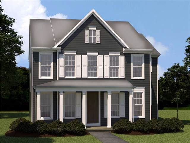 417 Meeder Lane, Cranberry Twp, PA 16066 (MLS #1432248) :: Broadview Realty