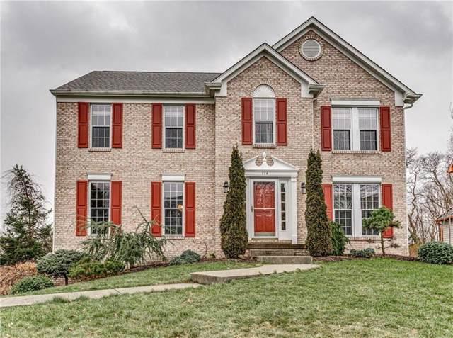 114 Ridgeview Circle, Shaler, PA 15116 (MLS #1432368) :: Broadview Realty