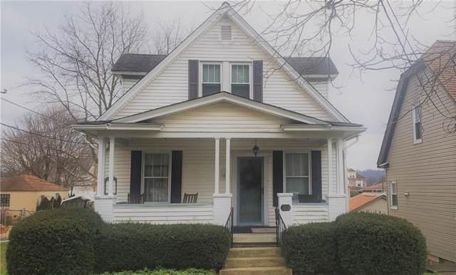 1813 Pierce Street, Aliquippa, PA 15001 (MLS #1432449) :: Broadview Realty