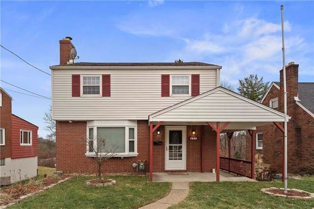 396 Hoffman Rd, Reserve, PA 15212 (MLS #1432473) :: RE/MAX Real Estate Solutions