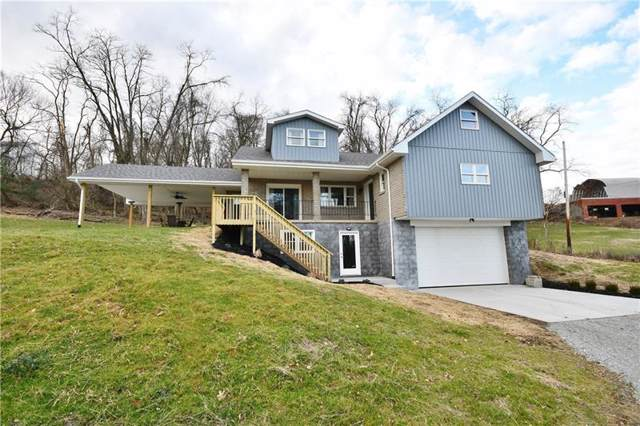 8 Giffin Dr, North Strabane, PA 15317 (MLS #1432675) :: RE/MAX Real Estate Solutions