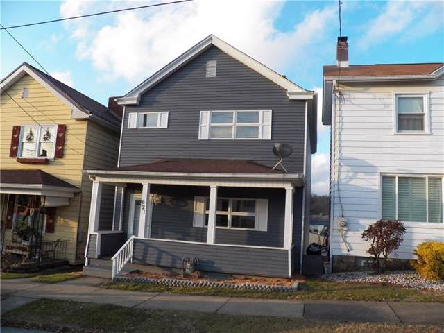 621 Indiana Ave, Bell Twp, PA 15618 (MLS #1432768) :: RE/MAX Real Estate Solutions