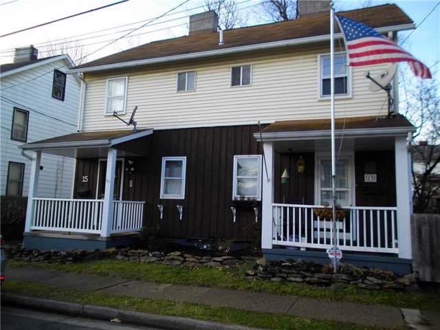 13-15 W Monroe St, Latrobe, PA 15650 (MLS #1432825) :: RE/MAX Real Estate Solutions