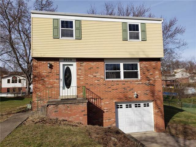 2020 Stoltz Rd, South Park, PA 15129 (MLS #1432856) :: Dave Tumpa Team
