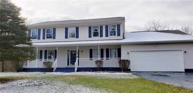 160 Oak Ln, Hanover Twp - Bea, PA 15043 (MLS #1432869) :: RE/MAX Real Estate Solutions