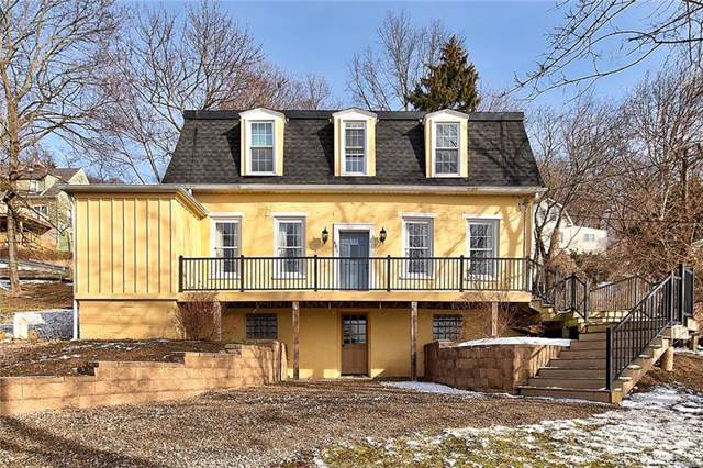 601 Hill St, Sewickley, PA 15143 (MLS #1432982) :: Broadview Realty