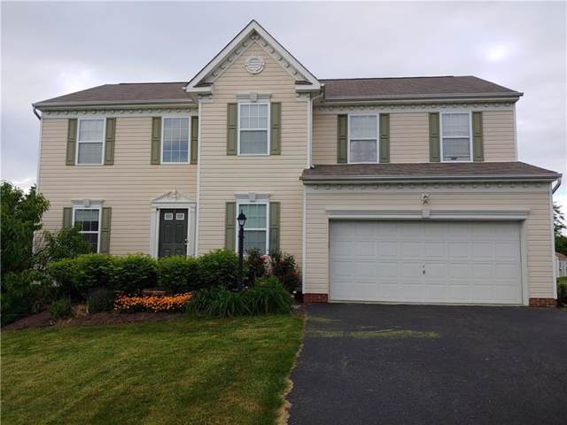 2 Breezewood Dr, Canonsburg, PA 15317 (MLS #1433004) :: The SAYHAY Team