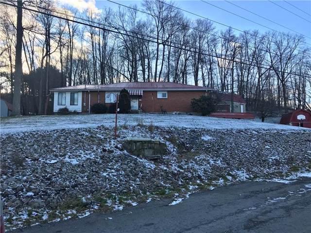 121 Dead End Rd, Plumcreek Twp, PA 15774 (MLS #1433154) :: Broadview Realty