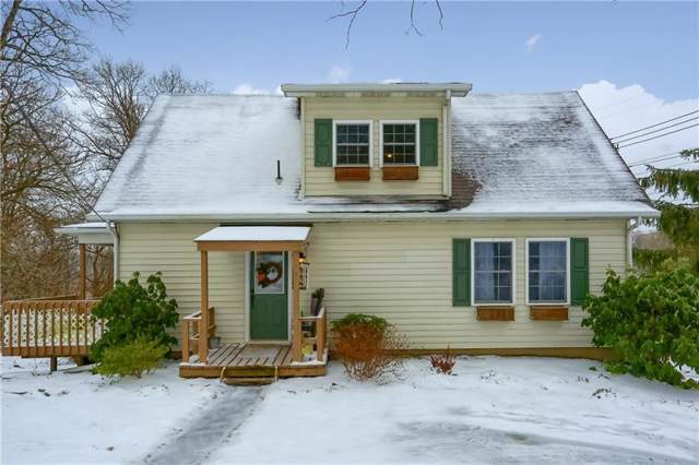 153 Saxonburg Rd, Twp Of But Sw, PA 16002 (MLS #1433157) :: The SAYHAY Team