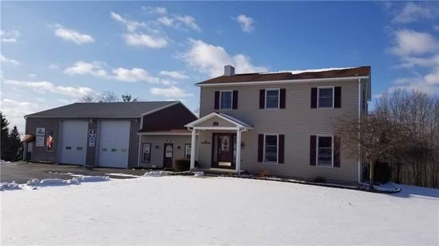 432 Byers Rd, Somerset Twp, PA 15501 (MLS #1433259) :: Broadview Realty
