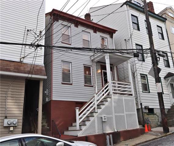 23 Kosciusko Way, South Side, PA 15203 (MLS #1433312) :: RE/MAX Real Estate Solutions