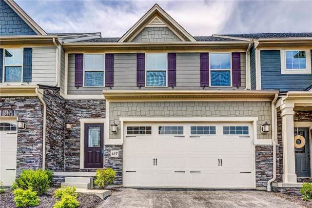 417 Fairmont Drive, Marshall, PA 15090 (MLS #1433335) :: Broadview Realty