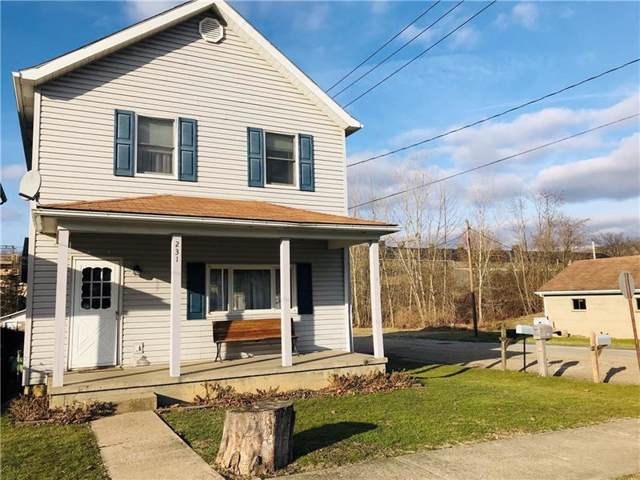 231 Westmoreland Ave, Bell Twp, PA 15618 (MLS #1433356) :: RE/MAX Real Estate Solutions