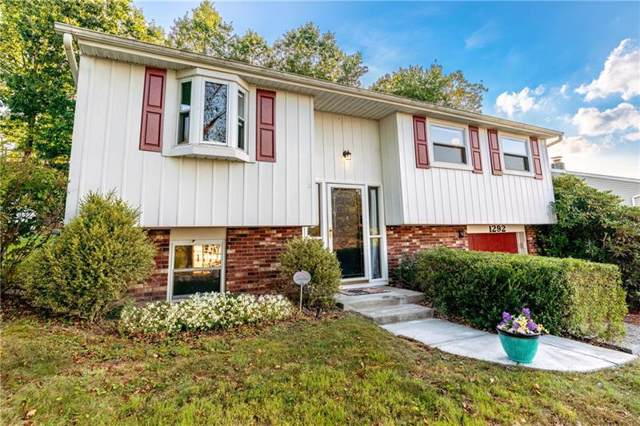 1292 Armstrong Drive, South Park, PA 15129 (MLS #1433369) :: Dave Tumpa Team