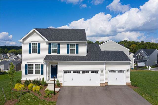 200 Saddle Ridge Drive, North Fayette, PA 15071 (MLS #1433387) :: RE/MAX Real Estate Solutions