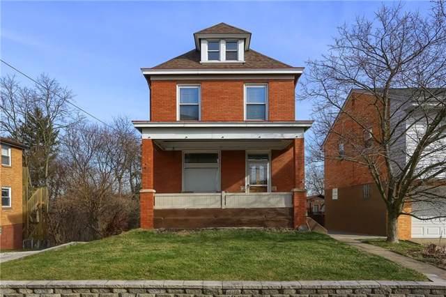 52 Ashford, West View, PA 15229 (MLS #1433464) :: Broadview Realty