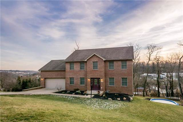 1140 Greenwood Drive, South Park, PA 15236 (MLS #1433505) :: Dave Tumpa Team