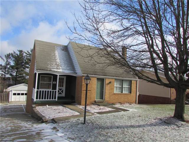 153 Mayer Dr, North Fayette, PA 15071 (MLS #1433533) :: RE/MAX Real Estate Solutions