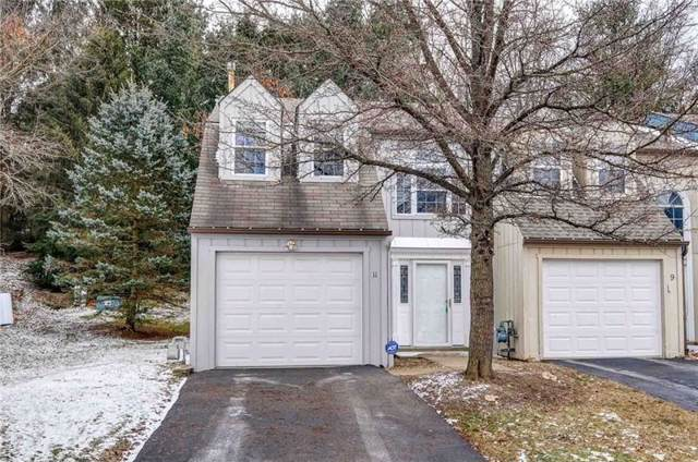 11 Monmouth Dr, Cranberry Twp, PA 16066 (MLS #1433556) :: Broadview Realty