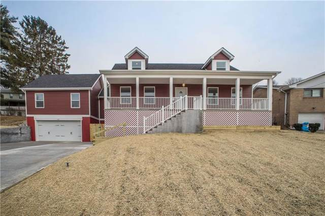 1348 Carnahan Rd., Banksville/Westwood, PA 15220 (MLS #1433590) :: RE/MAX Real Estate Solutions