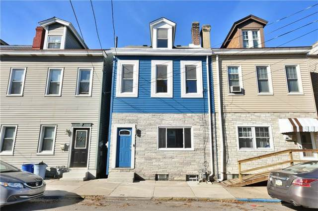 5153 Carnegie Street, Lawrenceville, PA 15201 (MLS #1433605) :: RE/MAX Real Estate Solutions