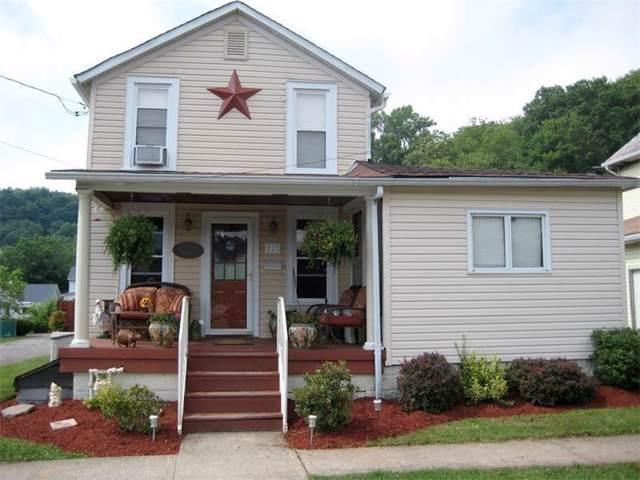 225 Elizabeth Ave, Evans City Boro, PA 16033 (MLS #1433607) :: Broadview Realty