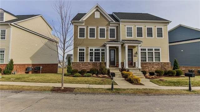 1269 Newbury Highland, South Fayette, PA 15017 (MLS #1433626) :: RE/MAX Real Estate Solutions