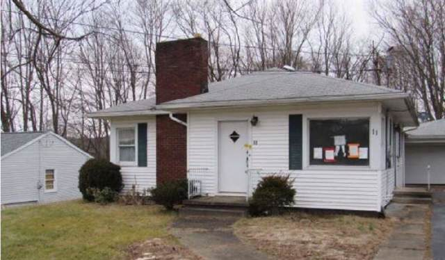 11 Orchard St, Stoneboro, PA 16153 (MLS #1433640) :: Broadview Realty