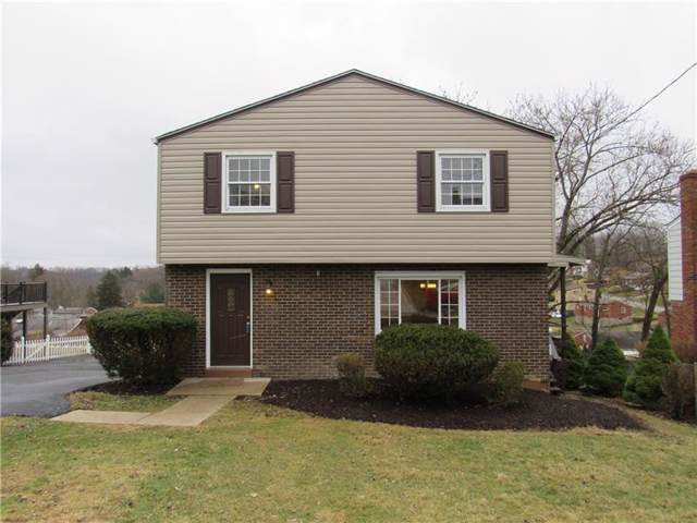 1512 Harding Ave, South Park, PA 15129 (MLS #1433662) :: Broadview Realty