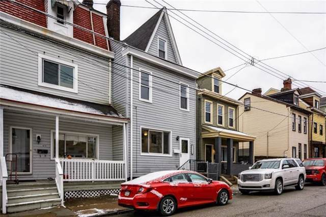 5210 Keystone Street, Lawrenceville, PA 15201 (MLS #1433703) :: RE/MAX Real Estate Solutions