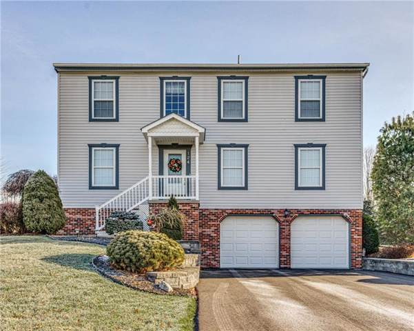 124 Shady Oak Dr, Cranberry Twp, PA 16066 (MLS #1433704) :: Broadview Realty