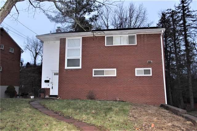 33 Julian Dr, Penn Hills, PA 15235 (MLS #1433729) :: RE/MAX Real Estate Solutions