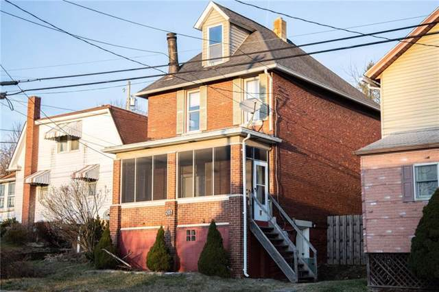 207 Main St, Sewickley Twp, PA 15663 (MLS #1433741) :: RE/MAX Real Estate Solutions