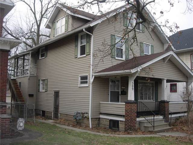 309 Allenby Street, Ellwood City - Law, PA 16117 (MLS #1433814) :: RE/MAX Real Estate Solutions
